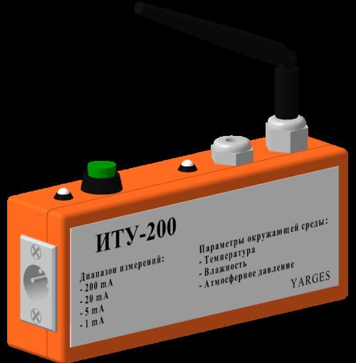 Измерение тока утечки по WIFI