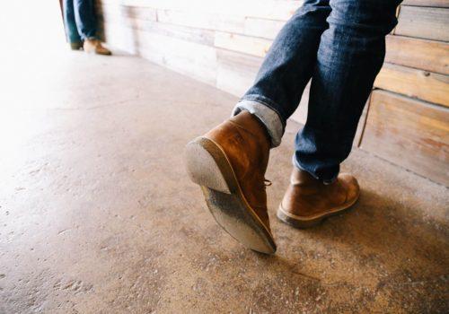 Ботинки сделаны для ходьбы